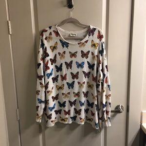 SHOW ME YOUR MUMU sweater XL
